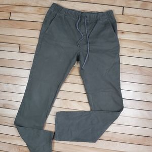 RIP Curl chino olive green men's pants jogger